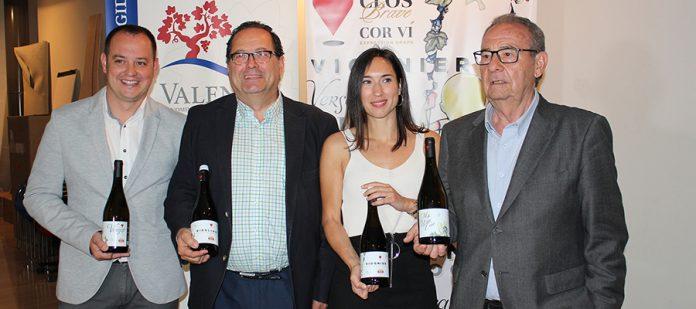 Presentación del nuevo vino de Clos Cor Ví