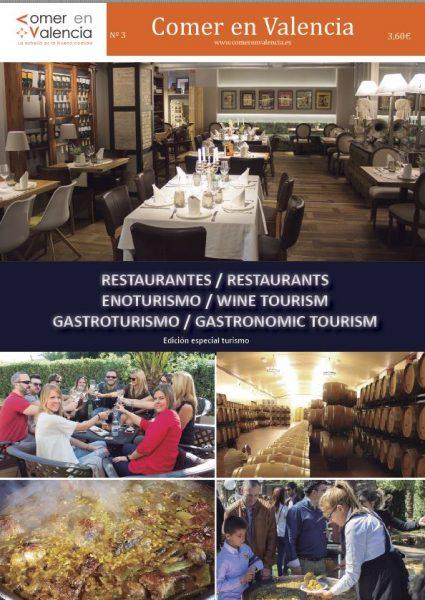 Revista de Gastronomía y turismo