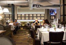 Restaurante Goya Gallery, buena mesa y confort