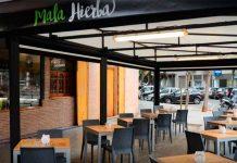 Restaurante Mala Hierba, Restaurante solidario de la Campaña contra el hambre