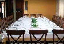 Rte. La Barra (Hotel Muralleta), Restaurante solidario de la Campaña contra el hambre