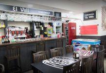 Cafeteria El Vall, Restaurante solidario de la Campaña contra el hambre