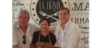 Restaurante la Firma, la magia de un local leonés