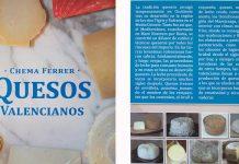 Quesos Valencianos, libro de Chema Ferrer
