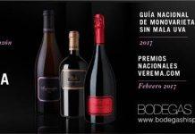 Cinco vinos y dos Cavas de Hispano Suizas, en el TOP 100 de la guía WineUp 2018