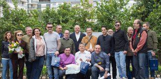 Celebración de la 2ª Edición del Concurso d´Espardenyá Valenciana Francisco José García de Alzira, Comer en Valencia