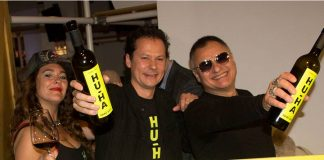 EL incombustible Chimo Bayo y Antonio Arráez nos presentan HU-HA, Comer en Valencia