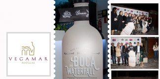 Boca and Waterfall el nuevo Ron de Bodegas Vegamar