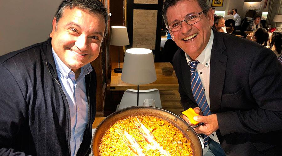 Goya Gallery, el placer de disfrutar de su gastronomía